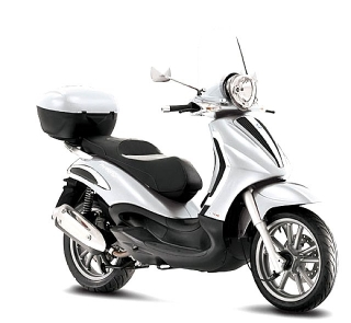 Piaggio Beverly 250 ie Tourer